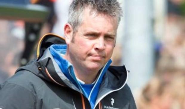 Marc Materek, de nieuwe hockeycoach Dames 1 LMHC.
