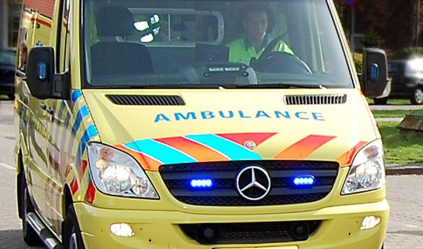 Er waren vijf meldingen voor de ambulance en een voor de brandweer.