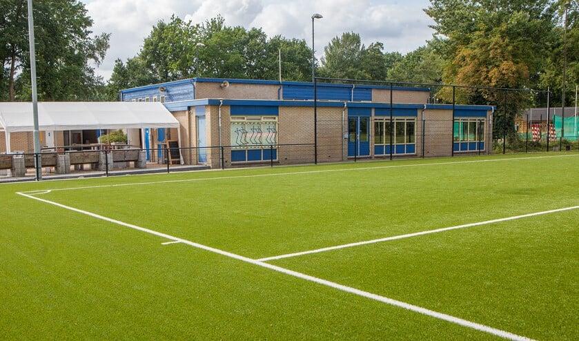 Het clubhuis van BVV'31.