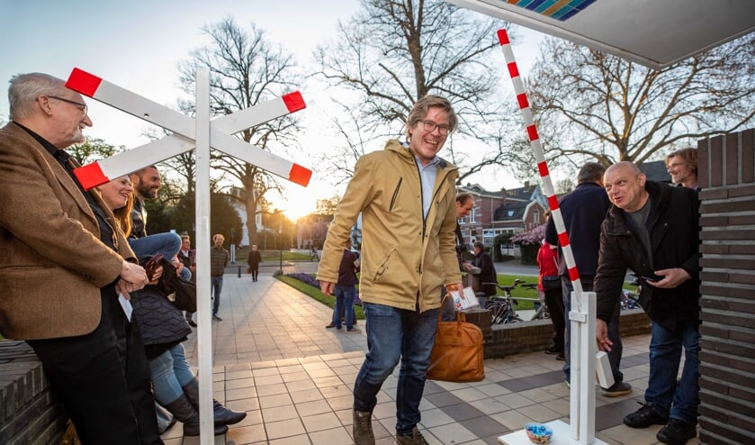 Gerben van Voorden komt morgen met de motie 'Behoud de gasleiding'.