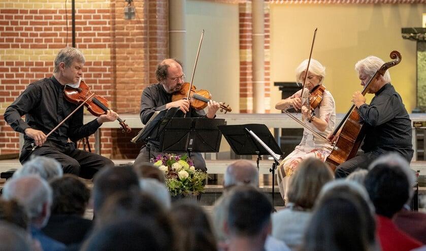 Een doorleefde Schubert-avond met het wereldberoemde Hagen Quartet.