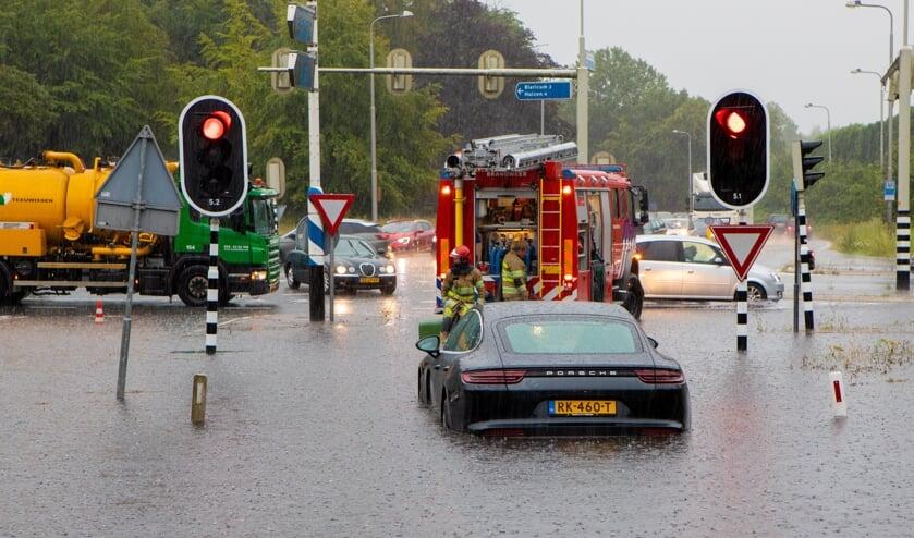 We worden steeds vaker geteisterd door heftige regenval.