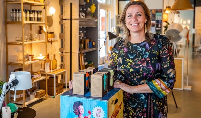 Angèle Duijnstee is trots op het 5-jarig bestaan van Het Hoofdkantoor.