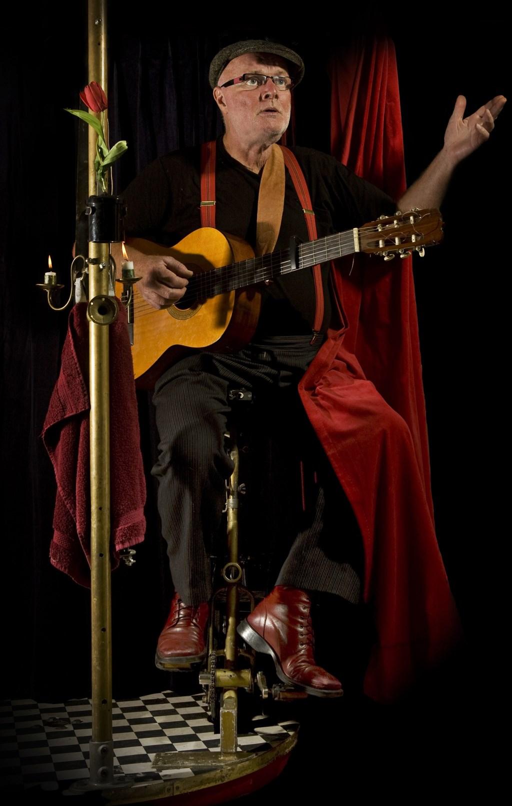 Wortel heeft straks meer tijd voor optredens. Foto: Lonneke Boots © Enter Media