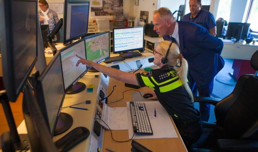 Han ter Heegde heeft als burgemeester de portefeuille openbare orde en veiligheid.