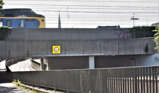 De Bouhuijstunnel.