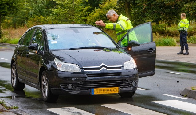 Gewonde bij aanrijding Ceintuurbaan Bussum - .