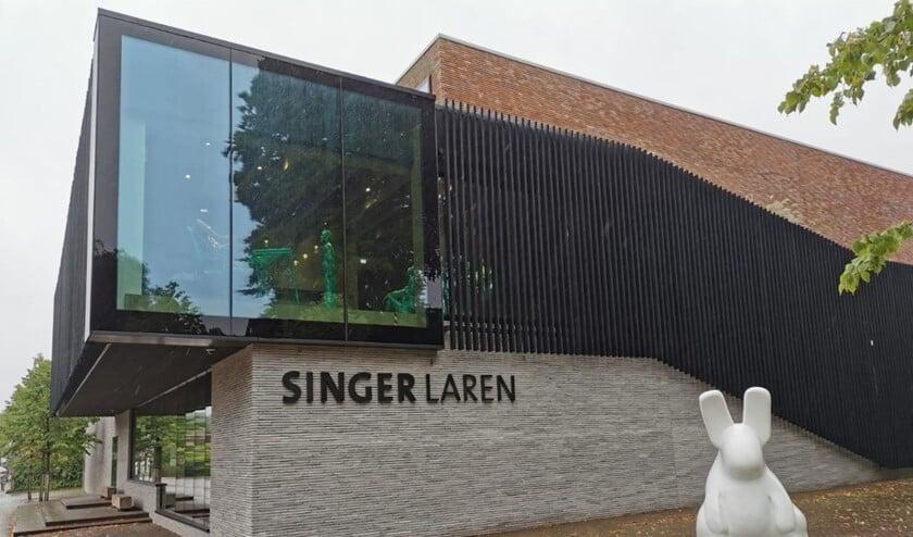 Het is nog niet bekend of Singer Laren ook geld krijgt uit het noodfonds van de provincie.