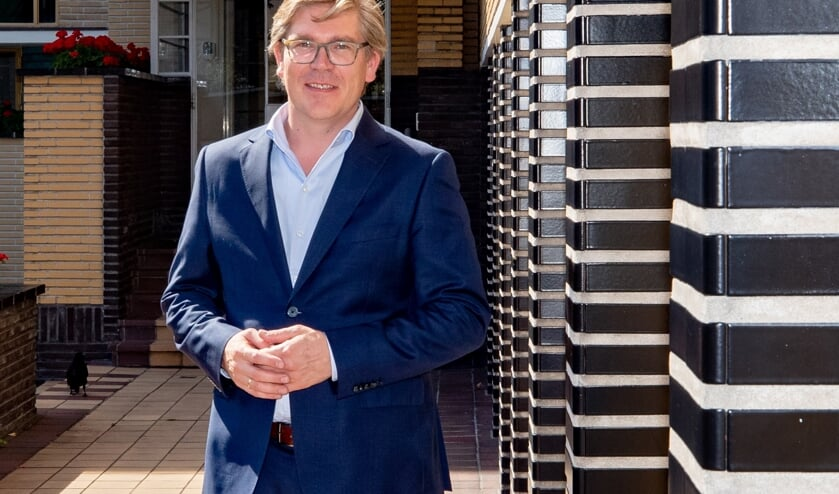 CDA-raadslid Gerben van Voorden.