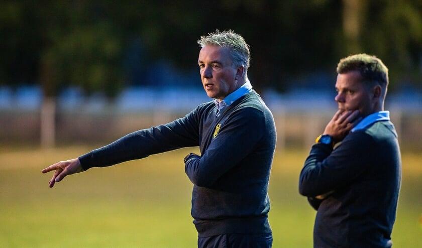 Ed Otten: 'De doelstelling voor dit voetbaljaar is te eindigen bij de top drie en dan verder bouwen.'