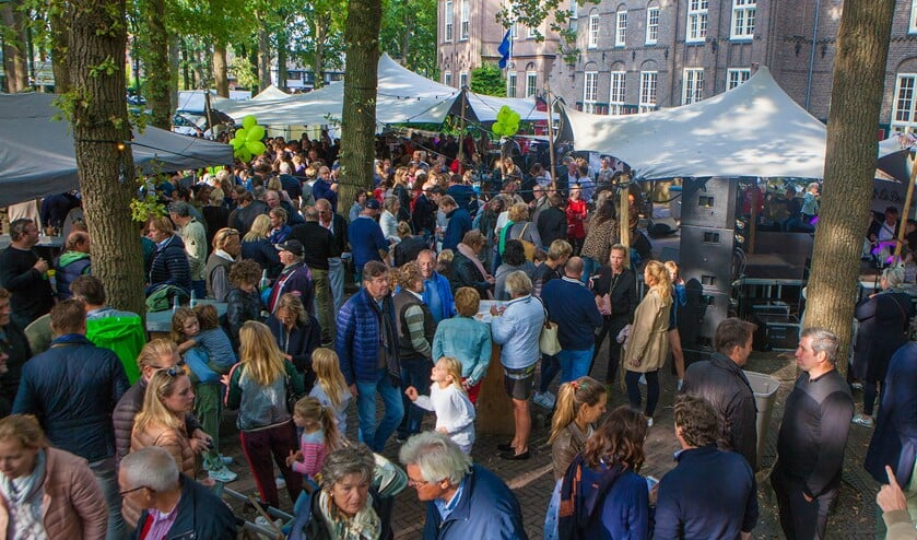 INmarkt Laren staat voor zondag gepland.