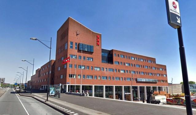 Het stadsdeelkantoor van Amsterdam Zuid-Oost.