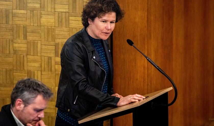 Wethouder Wolthers heeft zeker al twee handtekeningenlijsten binnen uit Kerkelanden.