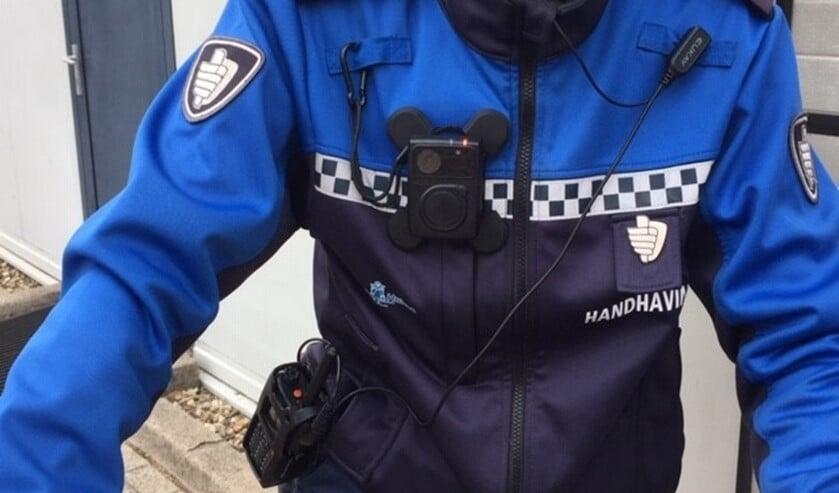 Boa's in Huizen dragen wel een bodycam en dat werk preventief goed tegen aggressie.