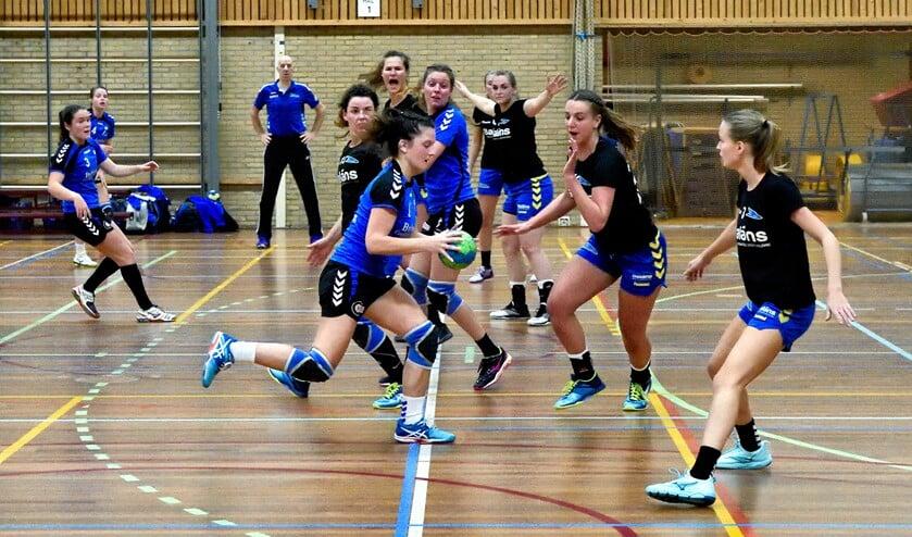 SV Zeeburg won vorige week van Cometas.