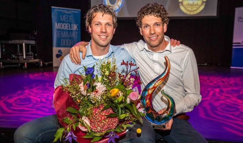 Jorick en Cival Jansen