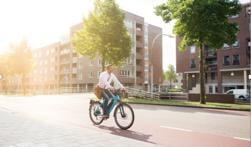 Vijf redenen waarom je op een e-bike naar je werk moet gaan