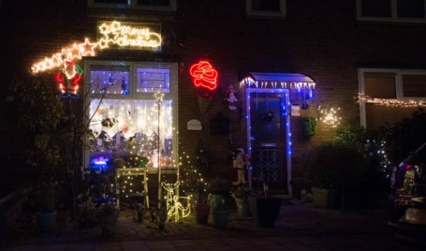 <p>Kans maken op een kerstpakket of een heuse trofee kan dit jaar met feestelijke verlichting in Blaricum.</p>