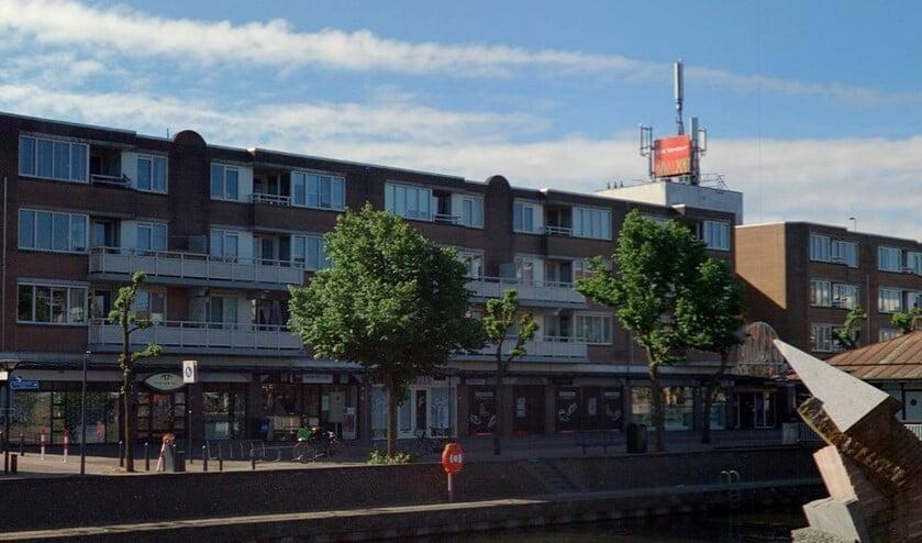 <p>De woningen aan de Oostermeent-Noord die worden overgenomen.</p>