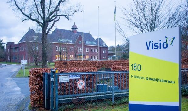 <p>In de Koninklijke Visio vindt het vaccineren tegen het coronavirus plaats.</p>