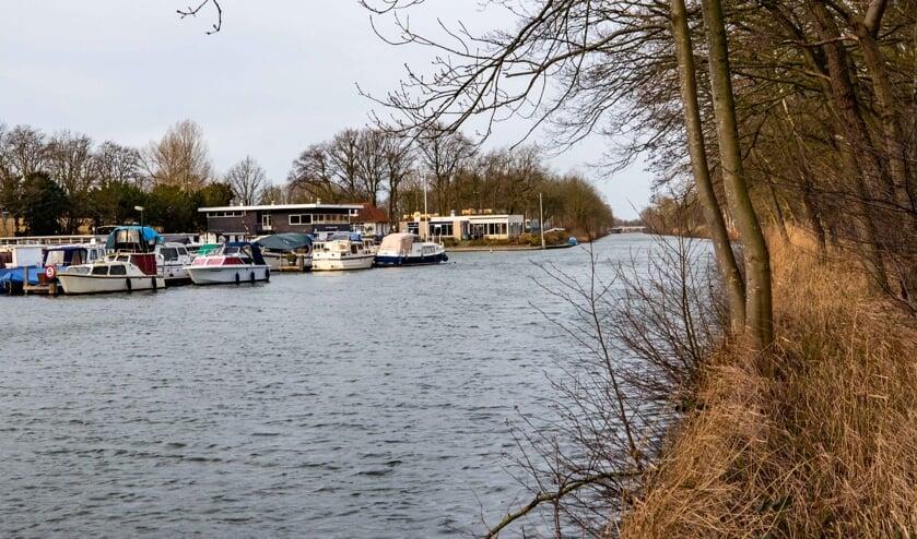 Het kanaal is de energiebron voor Kerkelanden.