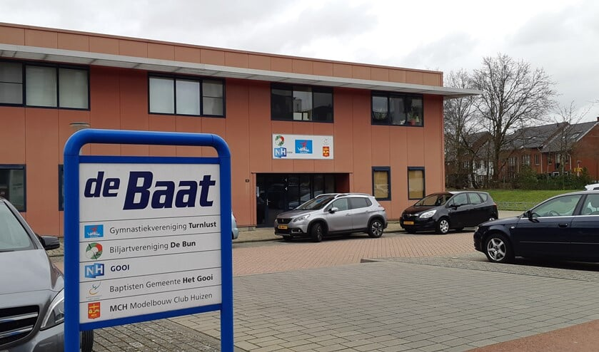 De Baat aan de IJsselmeerstraat krijgt geen lift aan de buitenkant, maar inpandig.