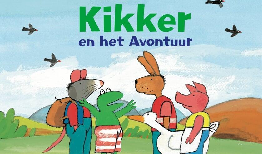 Wie kent de boeken van Kikker niet?