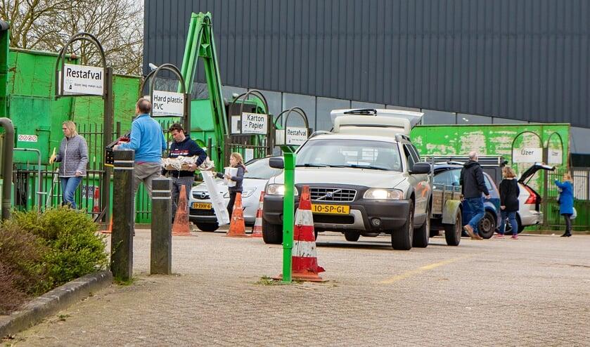<p>GAD scheidingsstations zullen eerder sluiten wegens hitte.</p>