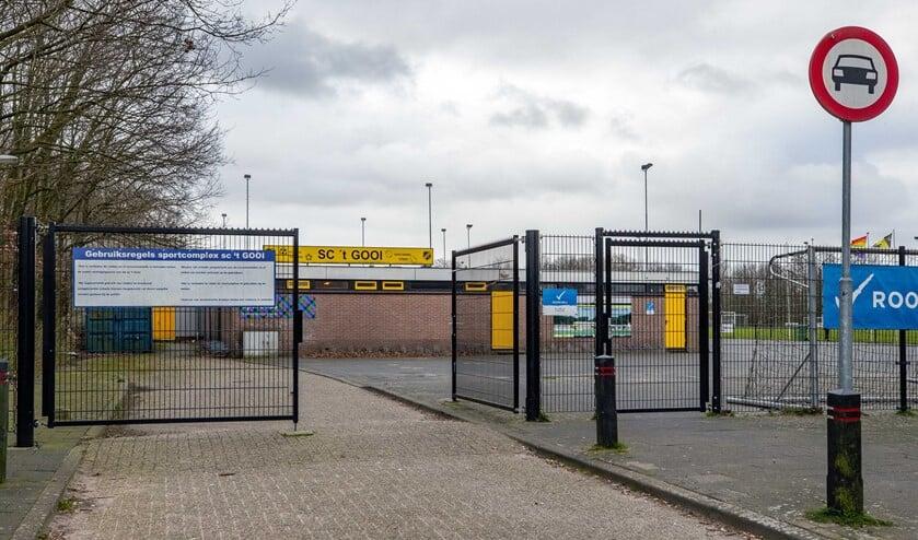 Ook bij de verschillende voetbalclubs in deze regio wordt al weken niet gevoetbald.