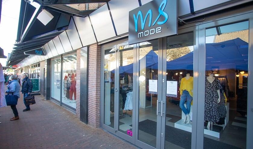 Sommige winkels sloten hun deuren in het begin van de coronacrisis en zijn nu weer open. met inachtneming van de coronamaatregelen.