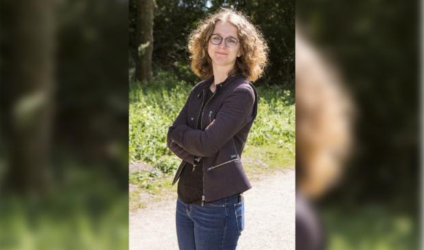 <p>Sofie Kuilman, fractievoorzitter van de PvdA in Diemen.</p>