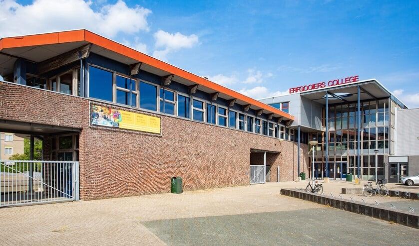 Het Erfgooiers College is er klaar voor om dinsdag weer leerlingen op school te ontvangen.