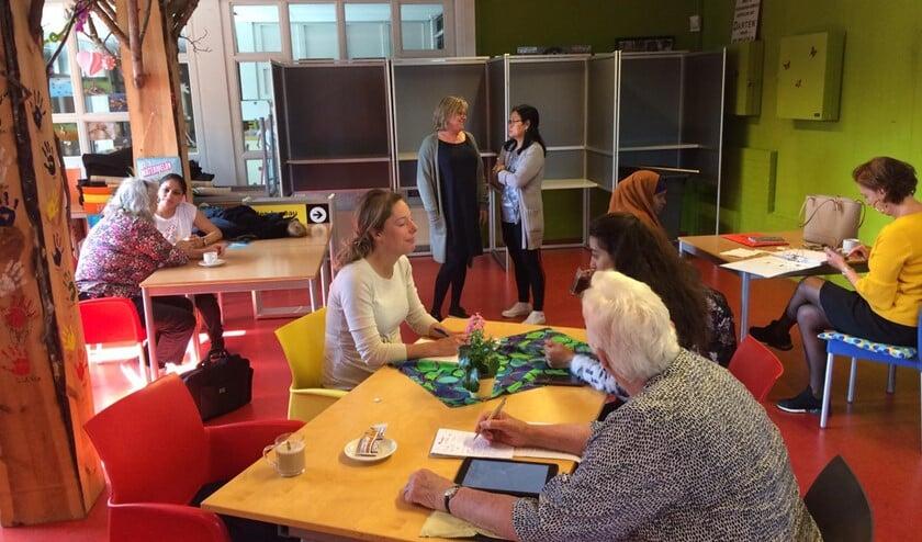 In buurthuis Holleblok kunnen mensen vanaf 1 juli weer terecht bij Wegwijs Holleblok met al hun vragen.