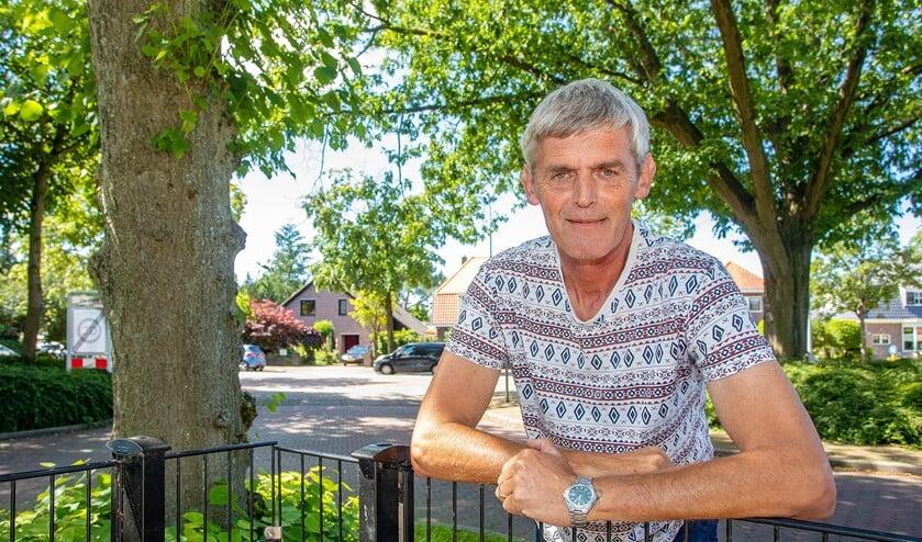 Han Brakkee is coördinator Reiniging en Bomen bij de gemeente Huizen. Op het gebied van het laatste is hij expert.