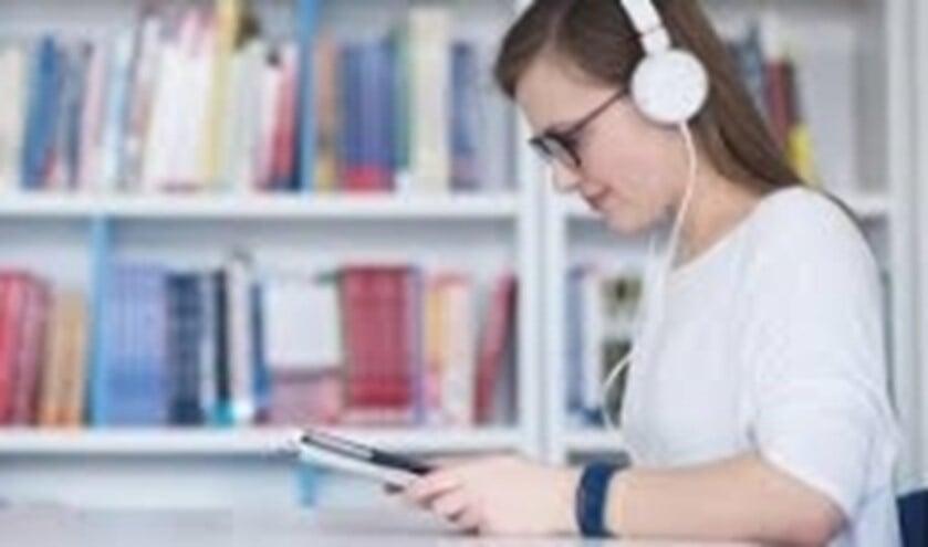Met BiebApp kun je een boek lenen zonder abonnement.