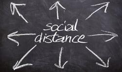 Hygiëne en afstand