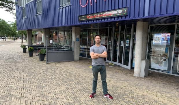 Danny van Zuijlen.