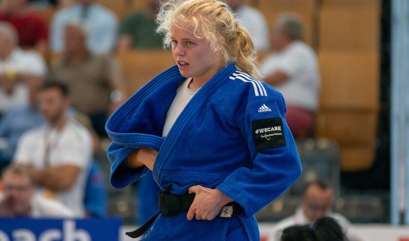 <p>Nadiah gaat op Papendal het fulltime juniorenprogramma volgen.</p>