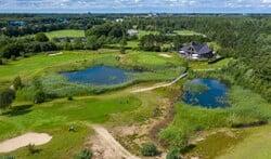 Open kampioenschappen golf bij Spandersbosch