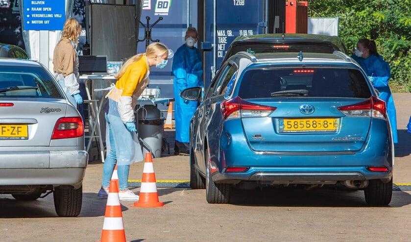 <p>De teststraat bij De Zandzee is &#39;winterproof&#39;.</p>