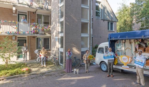 <p>Hilversummer Meindert Tepper was in 2020 de &#39;Buur van het Jaar&#39;.</p>