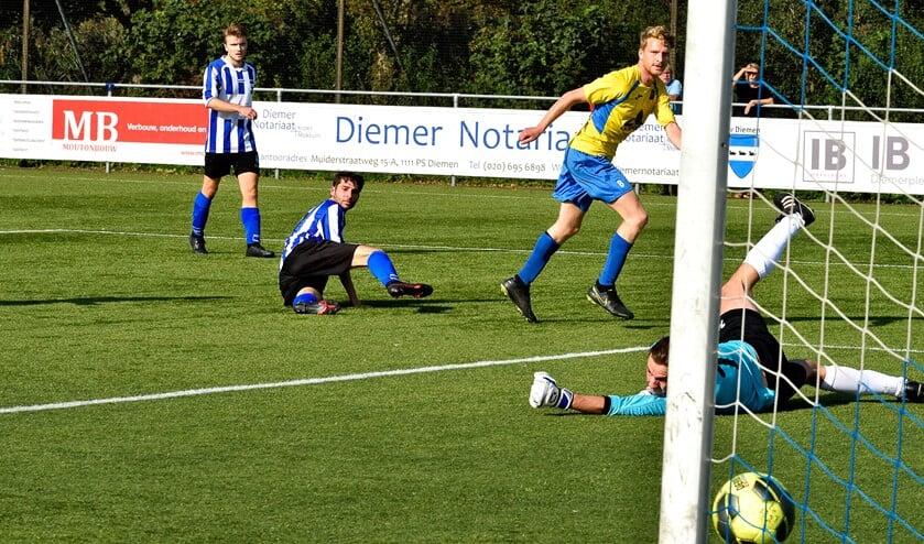 <p>SV Diemen won vorige week van Overamstel: 2-1.</p>