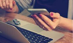 Wandelen met een app populair