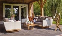 Duurzame meubelen voor in de tuin