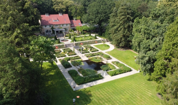 De tuin van huize Nardinclant. Foto: Annette Vogel © Enter Media