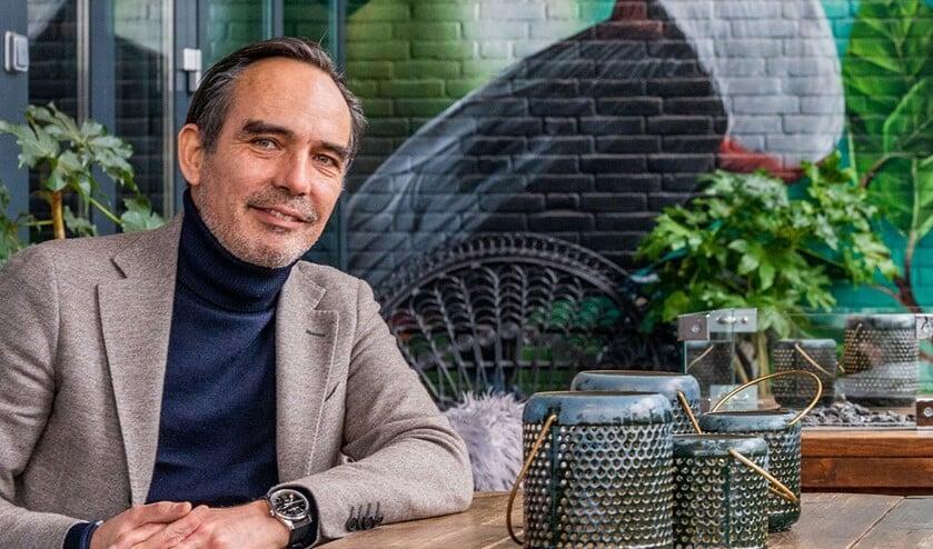 <p>Alexander Holterman, directielid Van der Valk Hotel Eindhoven, was buddy voor Mandy Lutterman.&nbsp;</p>