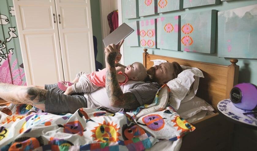 <p>Met Boekjes en Babbels richt Bibliotheek De Kempen zich op het belang van voorlezen aan kinderen.</p>