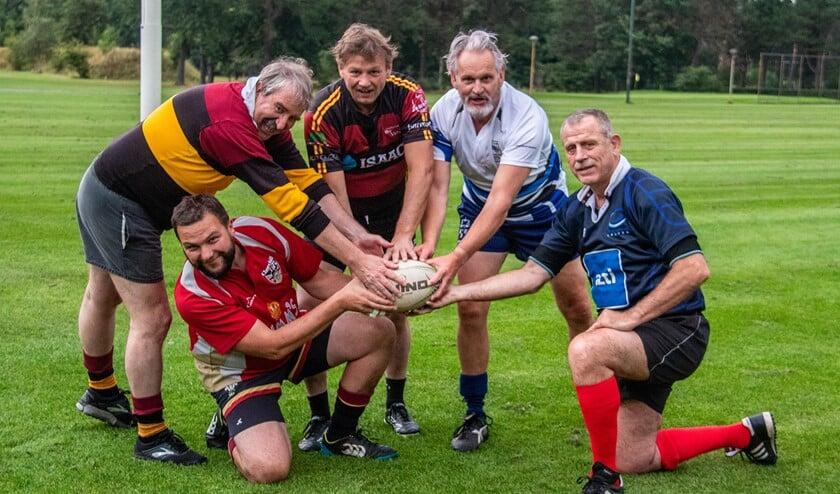<p>Bij Walking Rugby draait het vooral om plezier en meedoen, winnen is bijzaak.</p>