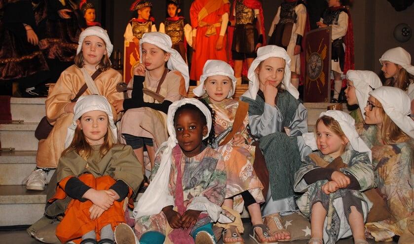 Voor Het Passiespel zoekt de organisatie nog enthousiaste kinderen.