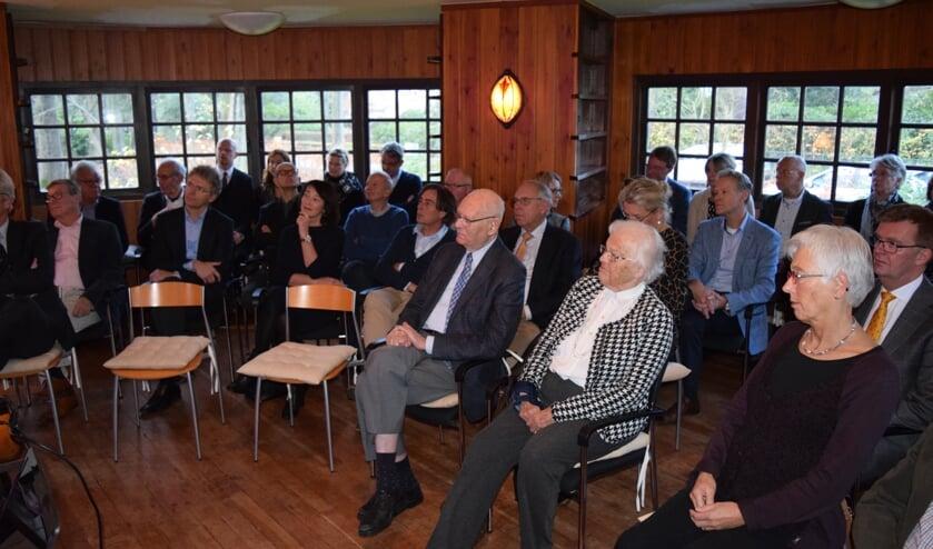 Het 10-jarig jubileum van de Stichting werd gevierd in het sfeervolle Walter Maashuis.